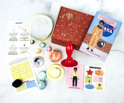 Girls Can! Crate Subscription Box Review + Coupon – THE AUDACIOUS ASTRONAUT