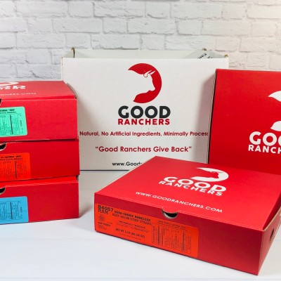 Good Ranchers Meat Subscription Box Review + Coupon