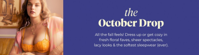 Adore Me October 2020 Collection Reveal + Coupon!