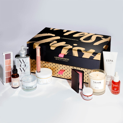 Look Fantastic Holiday Beauty Chest Available Now + Full Spoilers + Coupon!