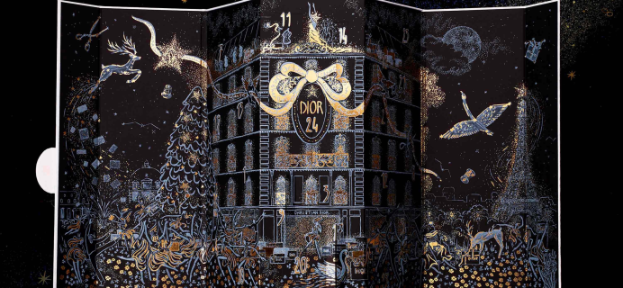 2020 Dior Advent Calendar Full Spoilers – Available Now!