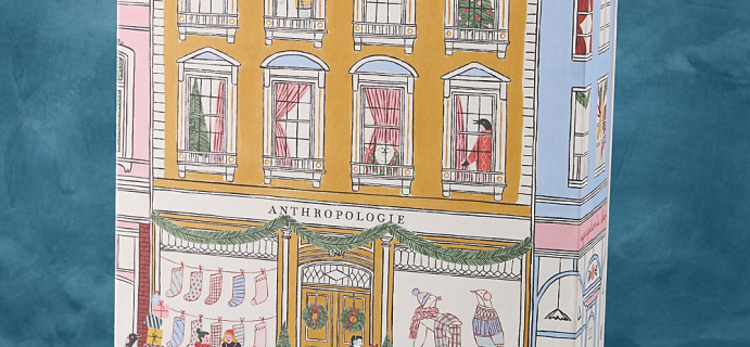 2020 Anthropologie George & Viv Beauty Advent Calendar Available Now + Spoilers!