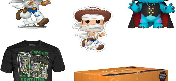 New Funko Pixar Collectors Box Available for Pre-Order + Spoilers!