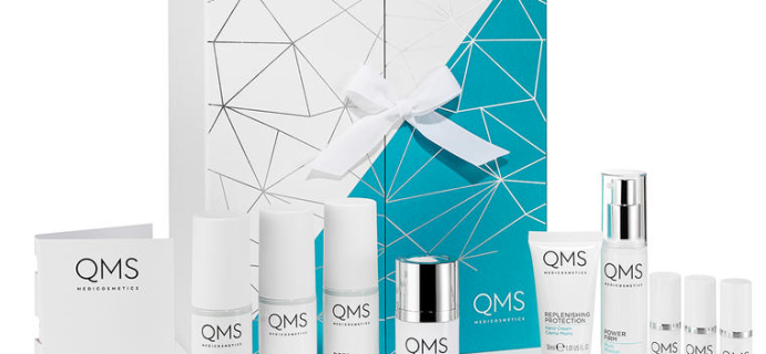 2020 QMS Medicosmetics Advent Calendar Available Now + Full Spoilers!