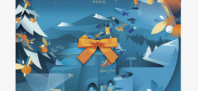 2020 Atelier Cologne Luxury Advent Calendar Available Now + Full Spoilers!