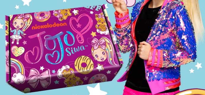 The JoJo Siwa Box Coupon: FREE Halloween Tee!