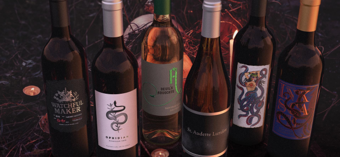 Firstleaf Wine Club Coupon: Get Halloween Wine Bundle For Just $39.95 + FREE Shipping!
