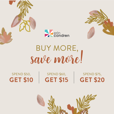Erin Condren Sale: Get Up To $20 Off!