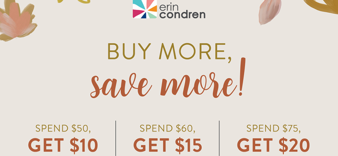 Erin Condren Early Holiday Sale: Get 20% Off Everything!