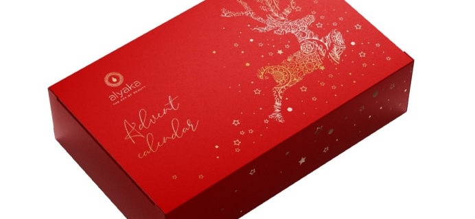 2020 Alyaka Beauty Advent Calendars Available Now + Full Spoilers!