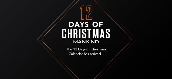 2020 Mankind Advent Calendar Coming Soon!