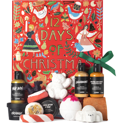 2020 LUSH 12 Days of Christmas Advent Calendar Available Now + Full Spoilers!
