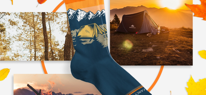 Sock Fancy Fall 2020 Seasonal Box Full Spoilers + Coupon!