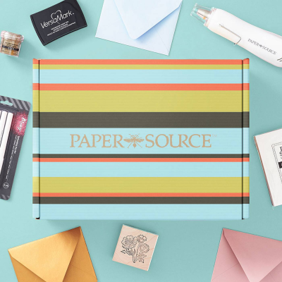 Paper Source Creativity Subscription Box February 2021 Spoilers!