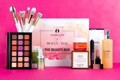 Cosmetips X Molly-Mae Limited Edition Beauty Box Available Now + Full Spoilers!
