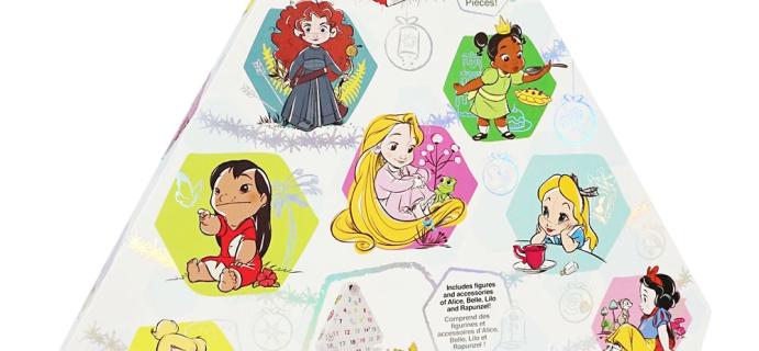 2020 Disney Animators Littles Advent Calendar Available Now + Full Spoilers!