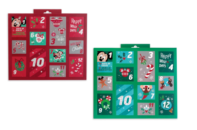 shopDisney 2020 Disney Socks Advent Calendars Now Available!