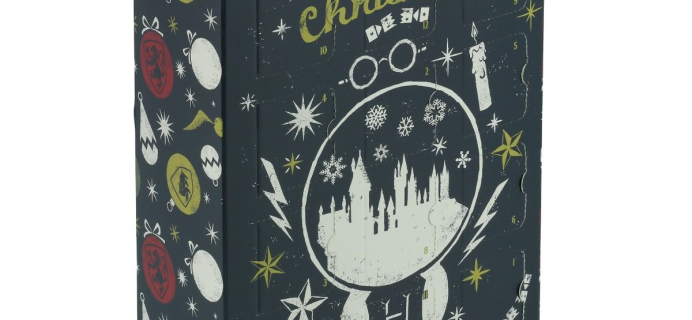 New 2020 Harry Potter Socks Advent Calendar Available Now!