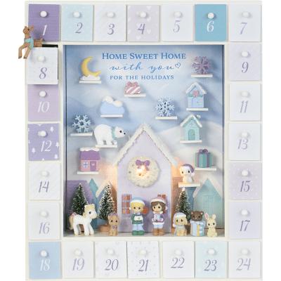 2020 Precious Moments Advent Calendar Available!