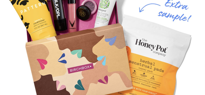 Brown Girl Jane Curated Box – New Birchbox Kit Available Now + Coupons!