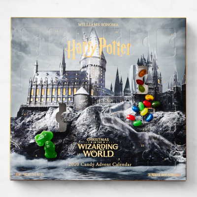2020 Harry Potter Candy Advent Calendar Available Now!