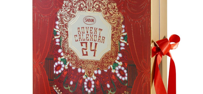 Sabon Beauty Advent Calendar 2020 Available Now + Full Spoilers!