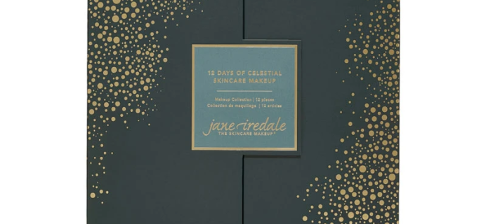 Jane Iredale Beauty Advent Calendar 2020 Available Now + Full Spoilers!