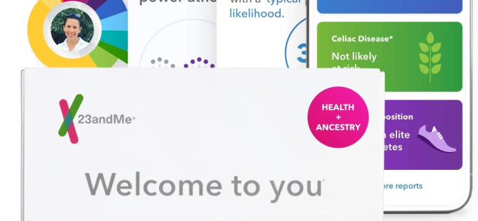 23andMe Prime Day Deal: Save 50% On 23andMe Health + Ancestry Service!