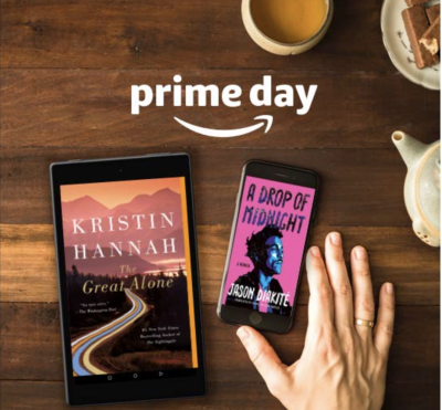 Kindle Unlimited Amazon 2020 Prime Day Deal: Get 3 Months FREE on a 6-Month Subscription!