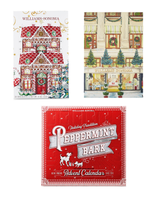 2020 Williams Sonoma Advent Calendars Available Now + Coupon!