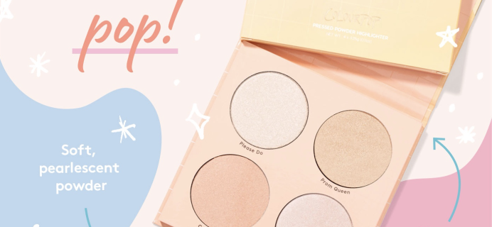 Birchbox Deal: FREE ColourPop Highlighter Palette with 6-Month Subscription!
