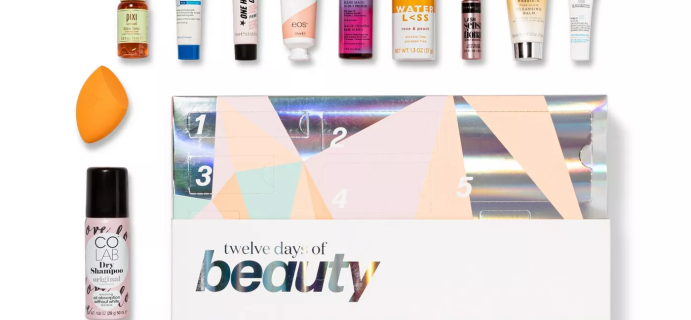 TODAY ONLY Save 30% On Target Beauty –  Advent Calendar, Beauty Boxes, More!