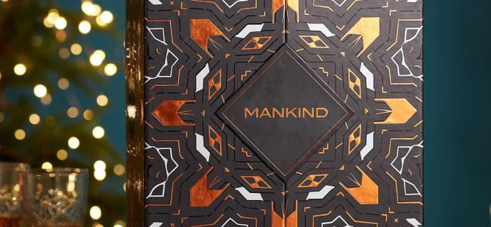 2020 Mankind Advent Calendar Price Drop!