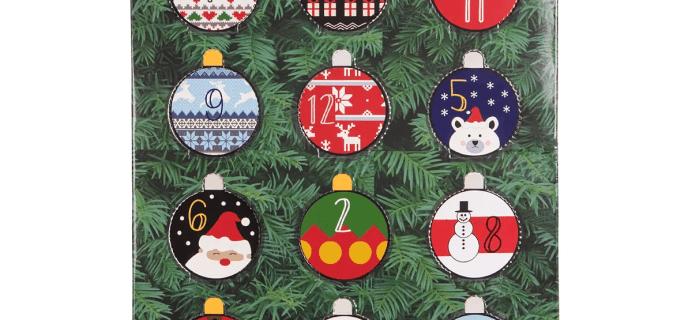 2020 MUK LUKS Socks Advent Calendars Available Now!