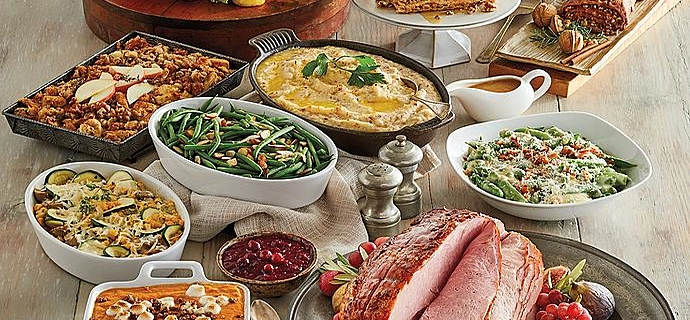 Harry & David's Gourmet Thanksgiving Dinner & Meal Delivery Available Now!