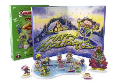 2020 Garbage Pail Kids Advent Calendar Available Now!