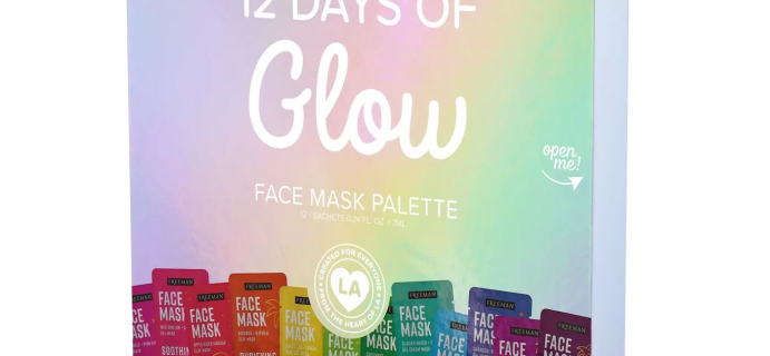 2020 Freeman Face Mask Advent Calendar Available Now + Full Spoilers!