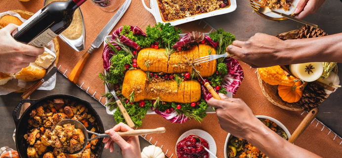The Purple Carrot Thanksgiving Box Available Now!