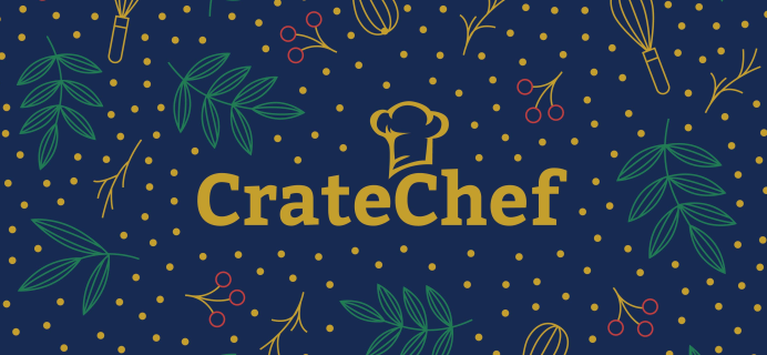 2020 CrateChef Advent Calendar Available Now!