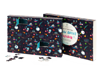 Professor Puzzle Advent Calendar Available Now!