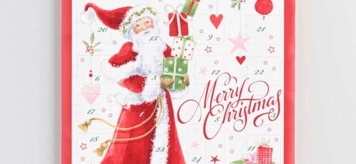 Heidel Whimsical Christmas Time Advent Calendar Available Now!