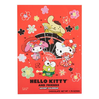 Wawi Chocolates Hello Kitty Advent Calendar Available Now!