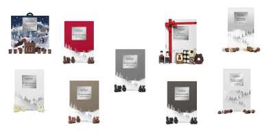 2020 Hotel Chocolat Advent Calendars Available Now!