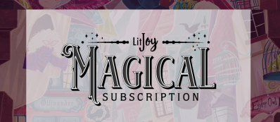 LitJoy Crate Magical Subscription Spring 2021 Theme Spoilers!