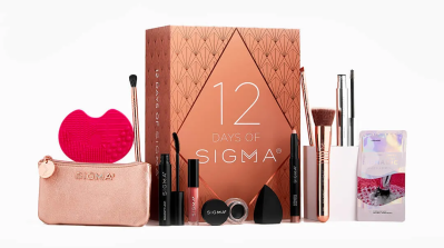 Sigma Beauty Advent Calendar 2020 Available Now + Full Spoilers!