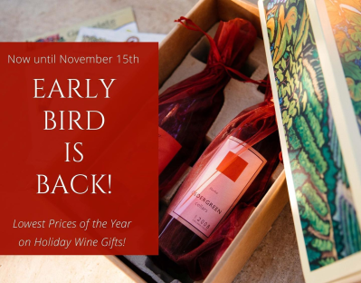 Gold Medal Wine Early Bird Sale: FREE Bonus Items + Up To $568 Off!