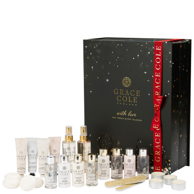 2020 Grace Cole Beauty Advent Calendar Available Now + Full Spoilers!