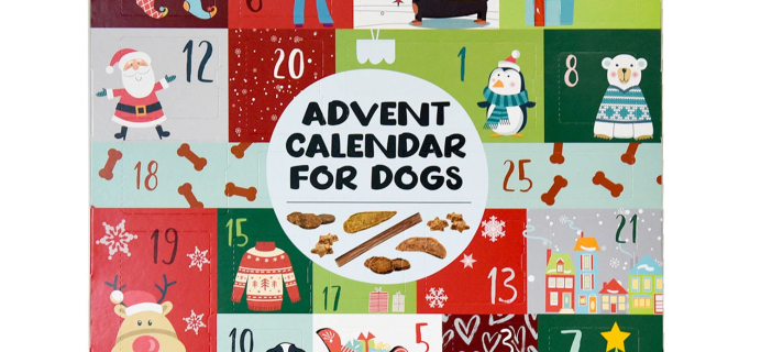2020 Sam's Club Dog Advent Calendar Available Now + Spoilers!