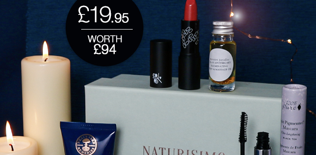 Naturisimo Festive Discovery Box Available Now + Full Spoilers!