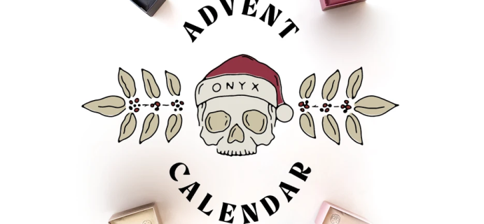 2020 ONYX Coffee Lab Advent Calendar Available Now!